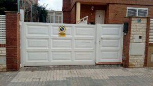 puertas de garaje