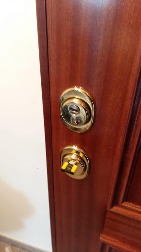 reforzar puertas blindadas